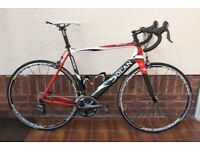 Dolan Ares SL Carbon Road Bike - Great Condition
