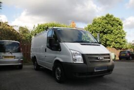 low milage ford transit swb 2012 private sale no vat brilliant condition 100hp