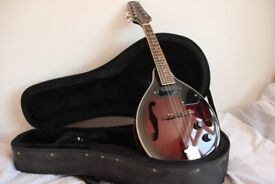 Savannah Electro Acoustic Mandolin with Case