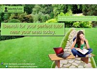 10,000+ Experienced & Affordable Tutors Of Maths/English/Science/Violin/Spanish/French/Swimming
