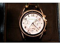 Michael Kors Ladies Watch Model - MK-5859 - All Stainless Steel 111409 - 10ATM