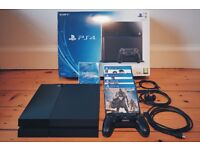 Sony (PS4) PlayStation 4 | 500GB | + 4 games