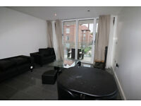 **NICE NEW BUILD 2 BEDROOM FURNISHED FLAT**in Stoke Newington area, N16 (No Deposit required).