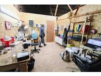 Great Value Workshop/Studio Space | 24hr Access | Rolling Monthly Contract | Studio 2