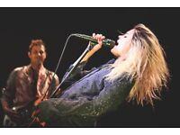 FEMALE ROCK SINGER WATED FOR ORIGINAL MUSIC. THINK KILLS AND PJ HARVEY