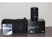 Canon Fit - SIGMA 18-250mm F3.5-6.3 DC OS
