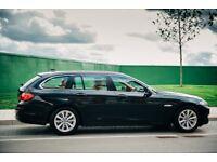 BMW 520d SE nav, luxury estate