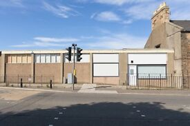 Commercial Property. Longstone Edinburgh. Office: Showroom: Warehouse:Retail: Workshop with Parking