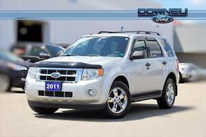 2011 Ford Escape XLT Heated seats - Heated mirrors - Roof rails