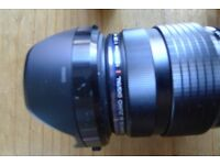 olympus 12-40mm 1;2.8PRO I