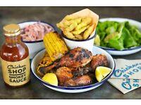 Kitchen Porter - Chicken Shop St Johns Wood