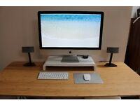 iMac (27-inch, Late 2013) - fantastic condition