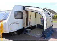 Caraavan porch awning for sale, very good condition, bargain price.
