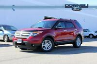 2013 Ford Explorer XLT Reverse camera - Touch display - Comfort