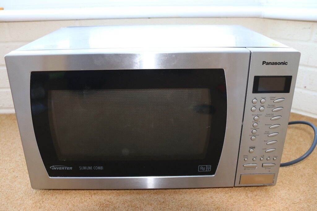 Panasonic Microwave For Parts Or Repair Only
