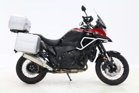 2017 Honda VFR1200X Crosstourer Highlander --- Black Friday Sale Event Price!!! ---