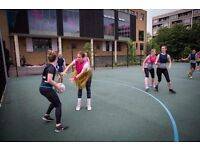 Netball - Versatility League on Mondays