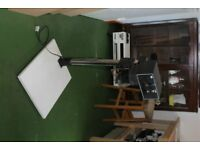 Colour enlarger