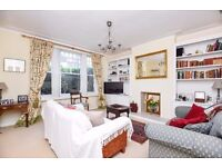 A ground floor maisonette offering two double bedrooms and a private garden, on Ashbourne Road.