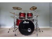 Brady Jarrah Ply Drum Kit