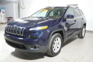 2015 JEEP CHEROKEE NORTH V6 3.2L 4X4 SUNROOF PANORAMIQUE