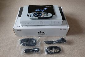 Sky Plus box with remote control - 80GB - Mint Condition (2 Identical boxes or sold separately)