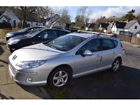 2010 Peugeot 407 Estate - MOT'd to October great car with large boot space