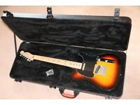 Fender Telecaster & Fender Case - Very Good Condition