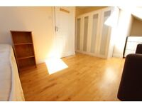 AVAILABLE LATE JANUARY. Ideal for a couple or Single. FURNISHED. CLOSE TO TUBE, TRAIN, SHOPS & more