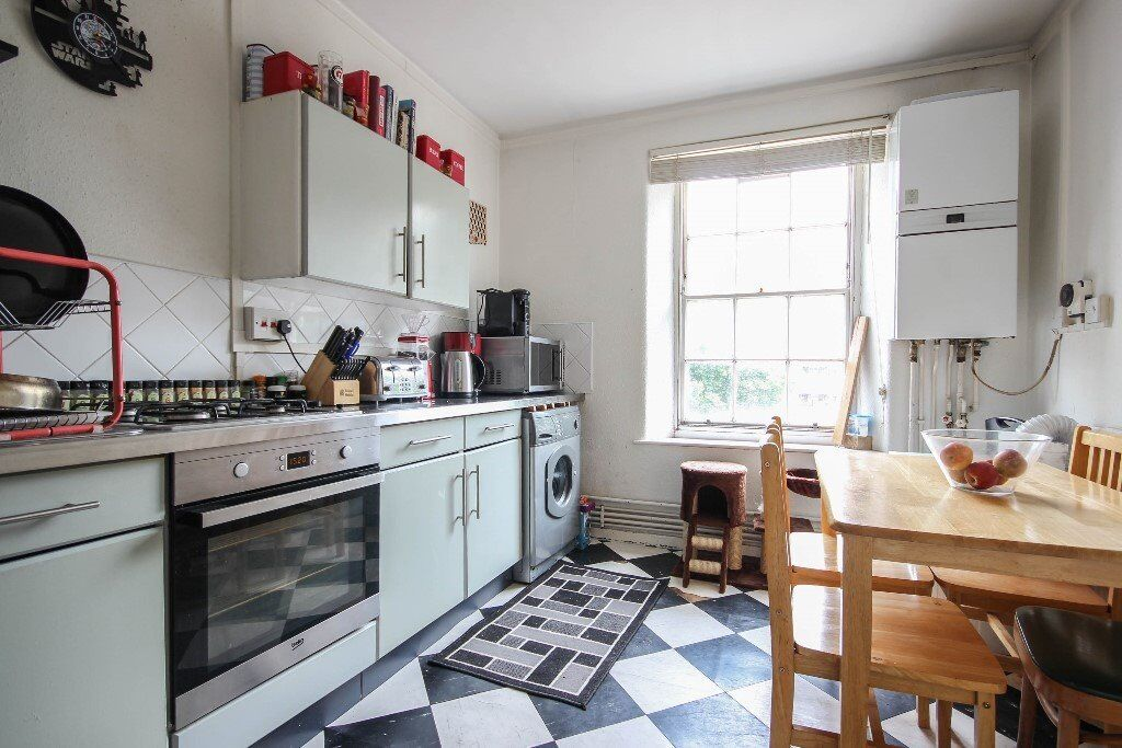 BRIGHT & SPACIOUS 1 DOUBLE BEDROOM APARTMENT LOCATED MOMENTS FROM BOTH KINGS CROSS & EUSTON STATION