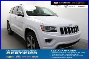 2015 Jeep GRAND CHEROKEE OVERLAND TECH NAV TOIT PANO CUIR MAGS 2
