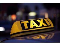 Taxi Driver London (Car Provided)