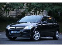 Vauxhall / Opel Astra H 2008 Automatic Very Good Mechanical Condition Auto RARE RHD OPEL