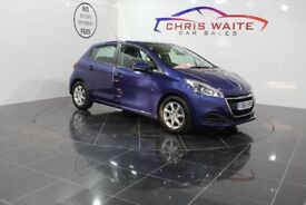 PEUGEOT 208 BLUE HDI ACTIVE (blue) 2015