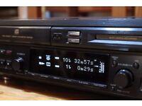 Sony MXD-D3 Dual CD / MD Minidisc Recorder Player HiFi Separates Unit GWO