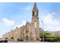 DIRECTLY BY OWNERS: A superb duplex converter church apartment in Dalry (2 bedrooms )