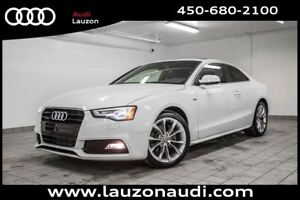 2015 Audi A5 SPORT PACK CONVENIENCE PACK *SEULEMENT 32588KM*
