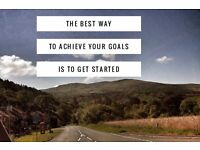 The Best Way to Achieve Your Fitness Goals Is To Get STARTED