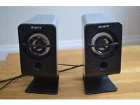 Sony SRS-A201 2.0 Stereo Speakers