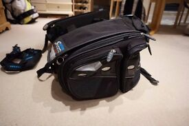 Oxford Sport Saddlebags - Panniers - Bargain at £60 for the set of two bags