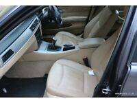BMW E90 Beige Leather Interior Seats Door Cards 330d 325d 320d 325i 320i 318i Breaking