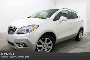2014 Buick ENCORE CXL AWD *GPS + CUIR + TOIT OUVRANT + BLUETOOTH