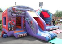 BOUNCY CASTLES for hire / Popcorn & Candy Floss / Soft Play + more / Essex & London