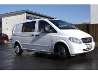 Mercedes-Benz Vito van for Sale - Ex event van