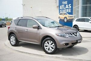 2014 Nissan Murano SL AWD CVT - Heated Steering Wheel