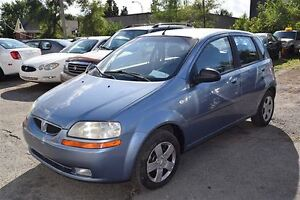 2006 Pontiac WAVE 5dr Wgn Base