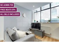 Two-bed Apartment at Gravity Residence, Flat 17: FREE BEATS EP HEADPHONES / PAY NO ADMIN FEES