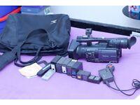 Panasonic AG-HMC153MC
