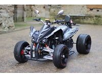 NEW 2016 250CC BLACK ROAD LEGAL QUAD BIKE ASSEMBLED IN UK 66 PLATE OUT NOW!! FREE NEXT DAY DELIVERY