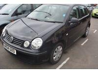 Volkswagen polo 1.2L 2004
